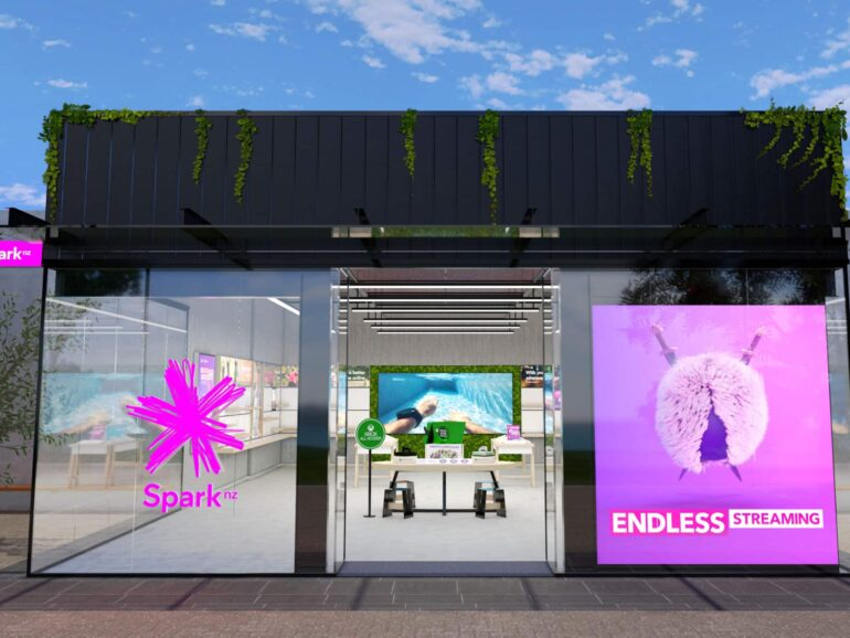 New Zealand's first virtual, interactive 3D store