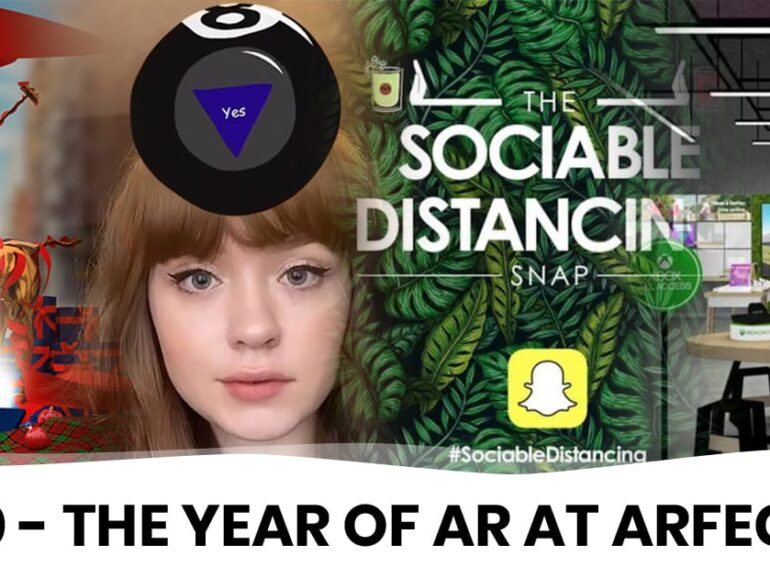 2020 – The year of AR at arfected