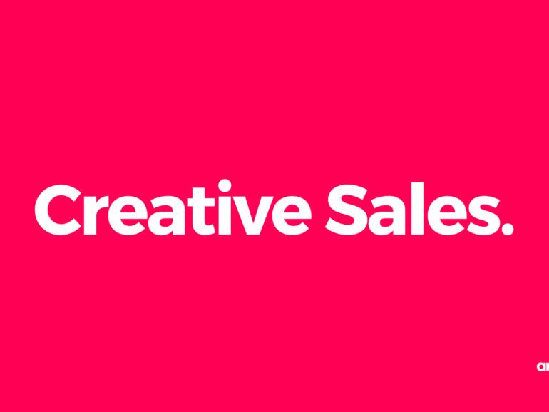 Creative Sales – Den Bosch