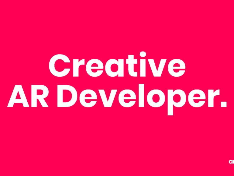 Wanted: Creative Developer